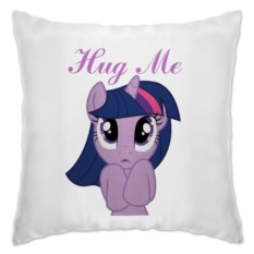 Подушка Twilight sparkle hug me