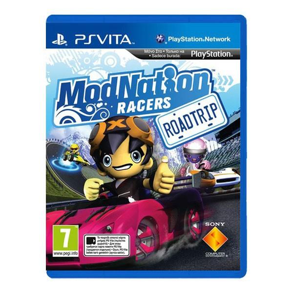 Игра ModNation Racers: Road Trip (PS Vita)