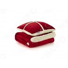 Набор (подушка и плед) Dormeo Warm Hug