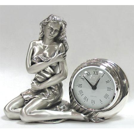 Часы «Девушка»
