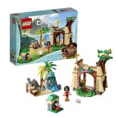 Конструктор Lego Приключения Моаны на затерянном острове