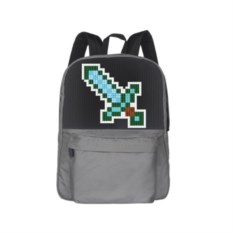 Школьный пиксельный рюкзак Classic school pixel backpack