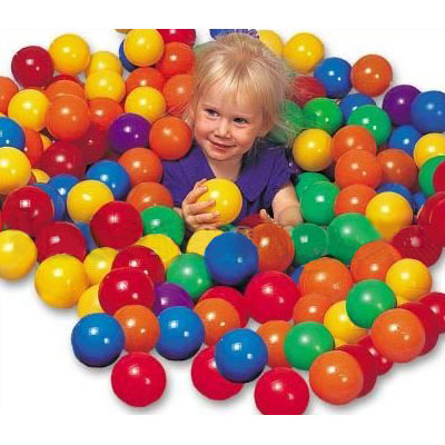 Набор разноцветных шаров