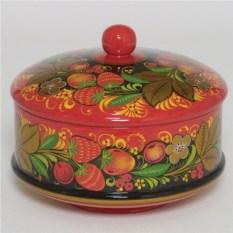 Коробка Хохлома