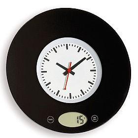 Часы-весы для кухни