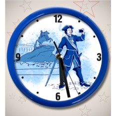 Часы «Петр 1»