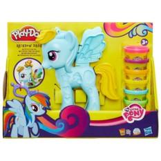 Набор для творчества Play-Doh Стильный салон Рэйнбоу Дэш