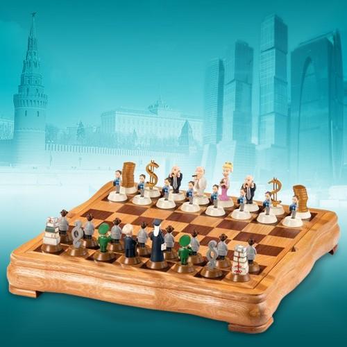 Шахматы Кто победит?