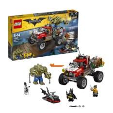 Конструктор Lego Movie Бэтмен: Хвостовоз Убийцы Крока