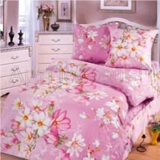 Постельное белье Магнолии розовые