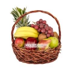 Подарочная корзина Из фруктов