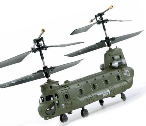Радиоуправляемый вертолет Syma Gyro SYMA-S026G Chinook