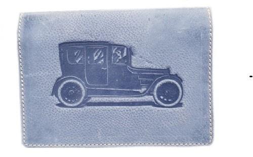 Обложка для автодокументов Стильный водитель