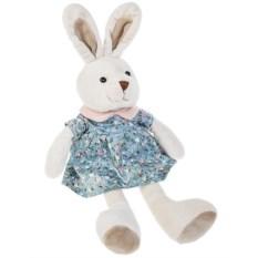 Мягкая игрушка Милая зайка в платье