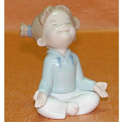 Статуэтка «Мини медитация»