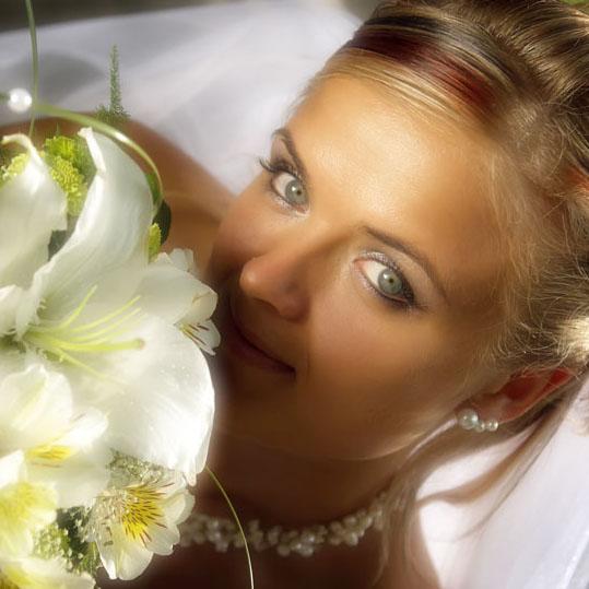 Свадебный макияж (выпускной)