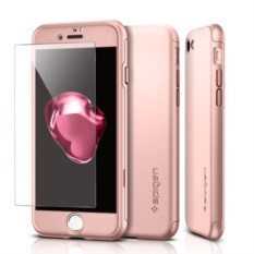 Клип-кейс для iPhone 7 Thin Fit 360 Rose Gold