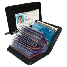 Визитница на 36 карт Lock Wallet