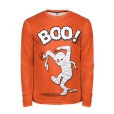 Мужской лонгслив Boo!