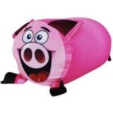 Подушка-валик Весёлый свин