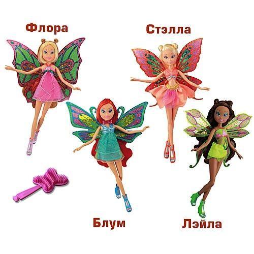 Кукла Winx Сила Энчантикс