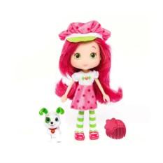Кукла Земляничка с питомцем Strawberry Shortcake