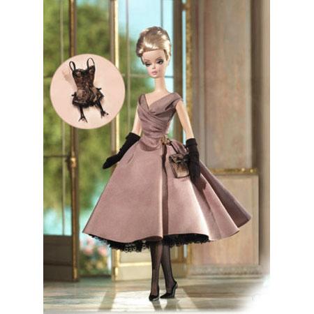 Коллекционная кукла Барби «Английское чаепитие»