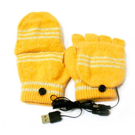 Перчатки с подогревом «Теплые руки»