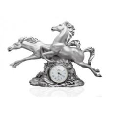 Часы Скачки (серебро)