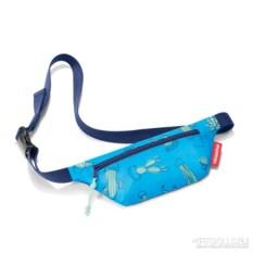 Детская сумка на пояс Beltbag cactus blue