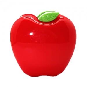 Подставка для карандашей, красная