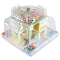 Пластмассовая игрушка Набор для кукол