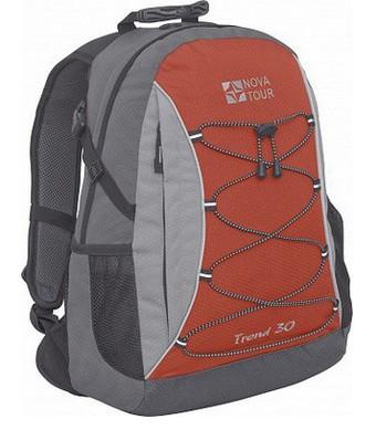 Оранжевый рюкзак Nova Tour Тренд 30 N