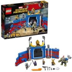 Конструктор Lego Тор против Халка: Бой на арене
