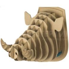 3D-конструктор Голова дикого кабана