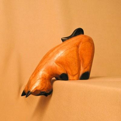 Статуэтка «Кошка сиамская для полки»