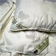 Стеганое одеяло Королевский шелк, 155х215