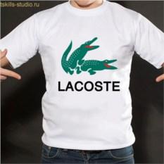 Футболка Лакост