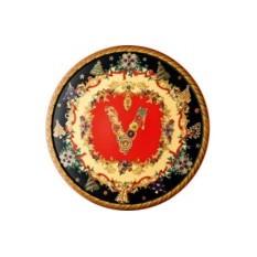 Блюдо Versace Новогоднее настроение