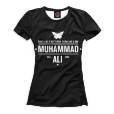Футболка Print Bar Мухаммед Али