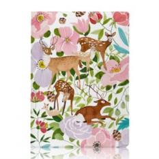 Обложка для паспорта Miusli Garden with Deers