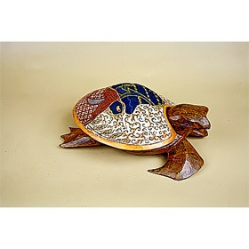 Черепаха-шкатулка 20х30 см