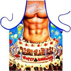 Фартук «С днём рождения, дорогая!»