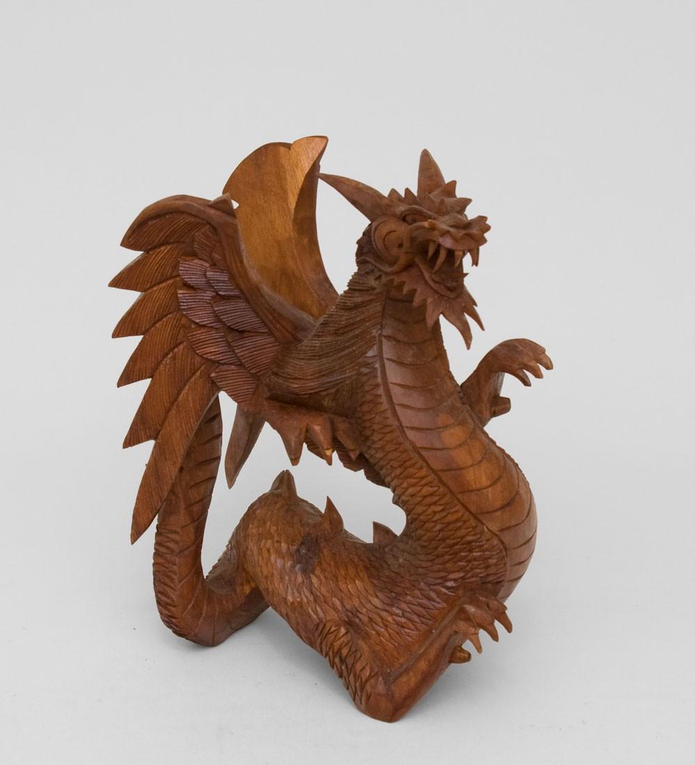 Статуэтка Крылатый дракон (30 см)