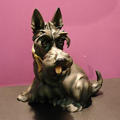 Фарфоровая статуэтка «Скотч»