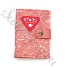 Держатель для карточек Stars – Pink