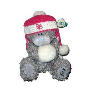 Мишка MTY в шапке