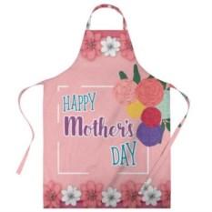 Фартук Счастливого дня матери