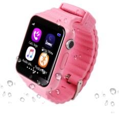 Детские часы Smart Baby Watch Х10 (цвет — розовый)