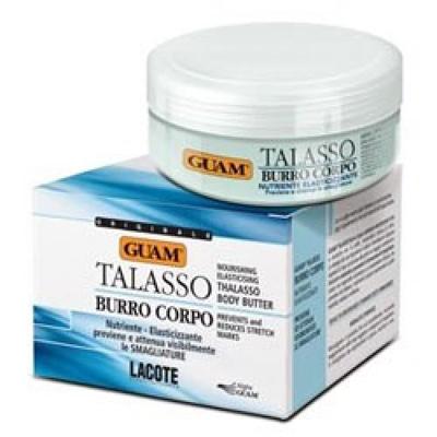 Масло для тела против растяжек питательное TALASSO